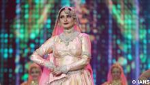 Schauspielerin Rekha bei den International Indian Film Academy Awards 2018 in Bangkok (IANS)