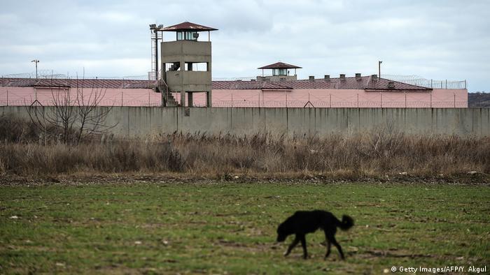 Prison in Edirne