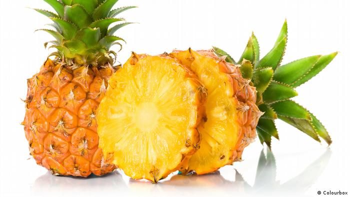 Ananas Symbolbild (Colourbox)
