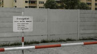 06.2009 DW-TV Eingemauert Hinterlandmauer