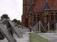 Iglesia de la Reconciliación.