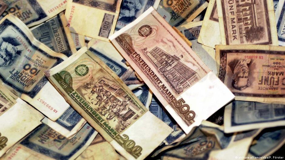 Französisches Geld
