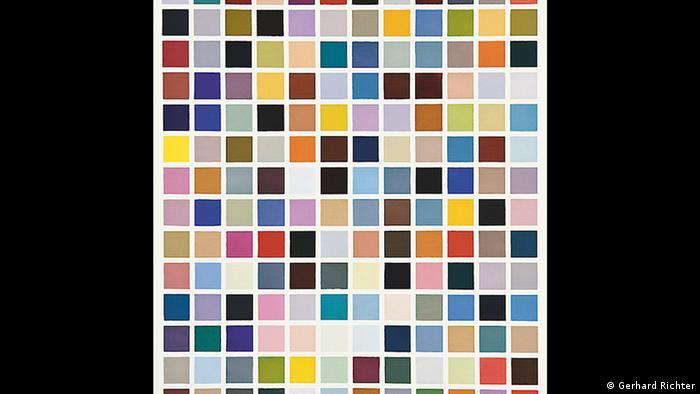 192 Farben, Gerhard Richter 1966