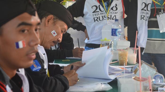 Indonesien Wahlen (Detik.com)