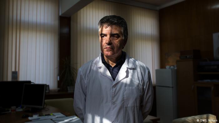 Д-р Иванов, директор на болницата в Горна Оряховица