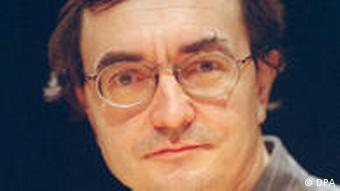Der französische Solopianist Pierre-Laurent Aimard