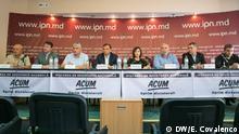 Republik Moldau - Gründung der Bewegung des Nationalen Widerstands