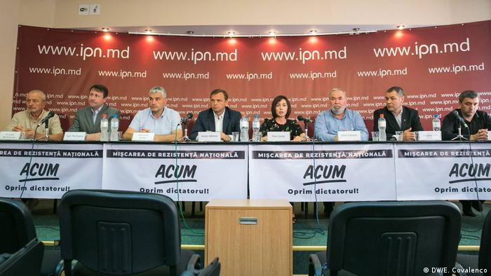 ACUM launch in Moldova