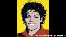 UK | Michael Jackson Ausstellung On the Wall in London