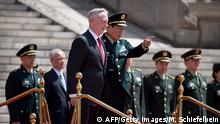 US-Verteidigungsminister Mattis in China