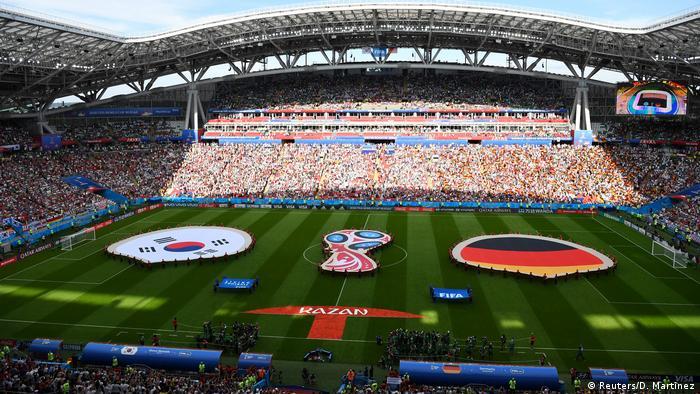 بعدازظهر چهارشنبه (۲۷ ژوئن / ۶ تیرماه) تیم ملی فوتبال آلمان در آخرین دیدار خود در گروه F در چارچوب مسابقات جام جهانی ۲۰۱۸ به مصاف کره جنوبی رفت. آلمان در اولین دیدار از مکزیک شکست خورده و در بازی دوم از سد سوئد گذشته بود. کره جنوبی نیز با دو شکست مقابل مکزیک و سوئد به مصاف آلمان آمده بود.