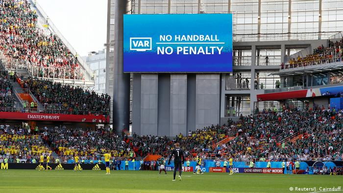 FIFA Fußball-WM 2018 in Russland | Mexiko vs Schweden