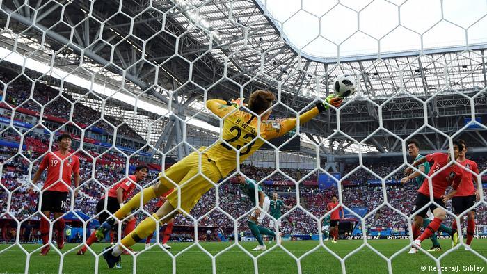 IFA Fußball-WM 2018 in Russland | Deutschland vs. Südkorea (Reuters/J. Sibley)
