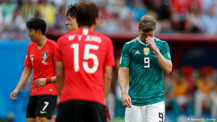 FIFA Fußball-WM 2018 in Russland | Deutschland vs. Südkorea (Reuters/J. Sibley)