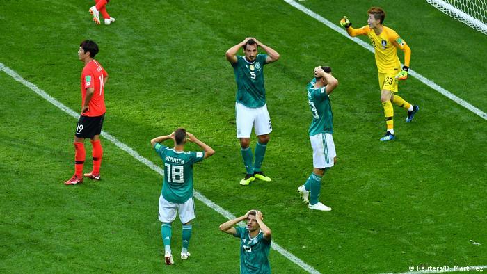 FIFA Fußball-WM 2018 in Russland | Deutschland vs. Südkorea
