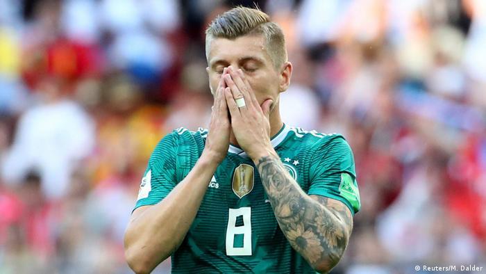 FIFA Fußball-WM 2018 in Russland | Deutschland vs. Südkorea (Reuters/M. Dalder)