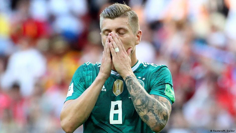 Deutschland Aus Wm Turnier Ausgeschieden Sport Dw 27062018