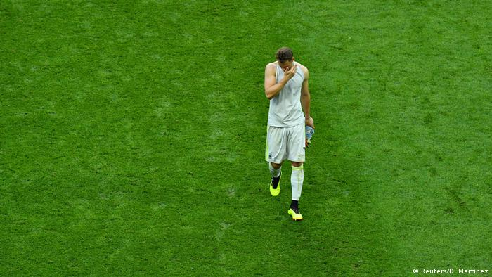 Razočarani Neuer