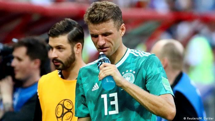 FIFA Fußball-WM 2018 in Russland | Deutschland vs. Südkorea | (0:2) (Reuters/M. Dalder)