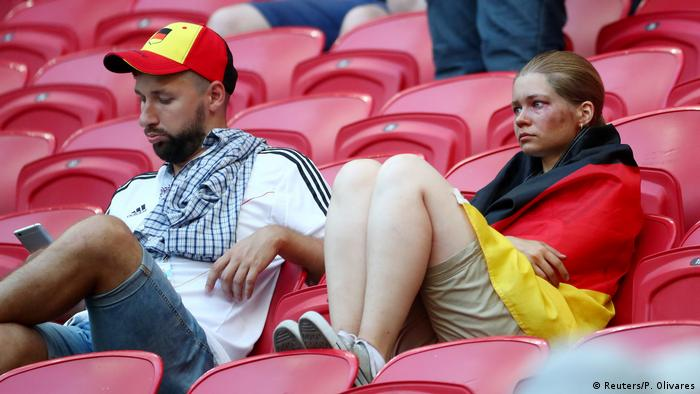 FIFA Fußball-WM 2018 in Russland | Deutschland vs. Südkorea | (0:2) (Reuters/P. Olivares)