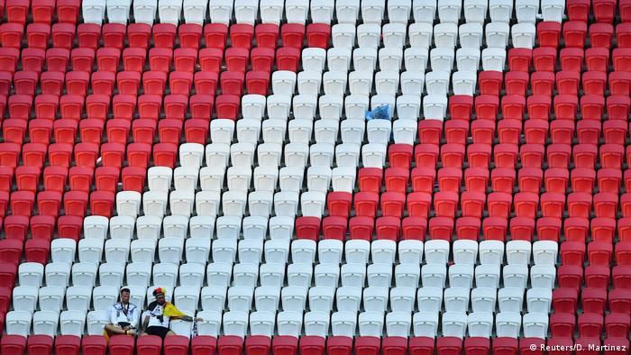 FIFA Fußball-WM 2018 in Russland | Deutschland vs. Südkorea | (0:2) (Reuters/D. Martinez)