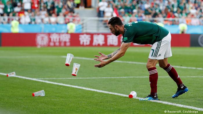 FIFA Fußball-WM 2018 in Russland   Mexiko vs Schweden   (0:3) (Reuters/A. Couldridge )
