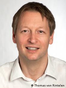 Thomas von Rintelen, biólogo de la evolución, del Museo de Ciencias Naturales del Instituto Leibniz para la Investigación de la Biodiversidad y la Evolución, con sede en Berlín.