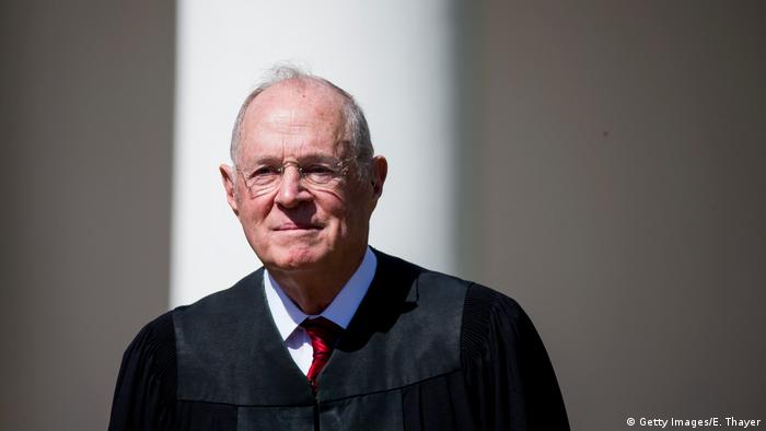 USA - Richter Anthony M. Kennedy - Supreme Court (Getty Images/E. Thayer)