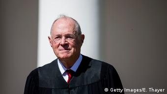 US-Richter Anthony Kennedy (Foto: Getty Images/E. Thayer)