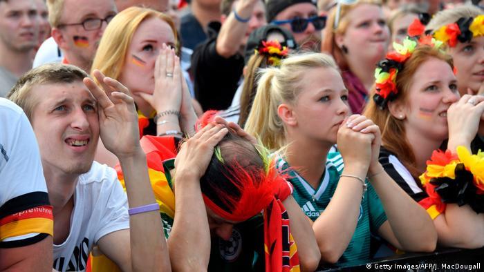 Katastrophales Deutschland Historischer K O Aktuell