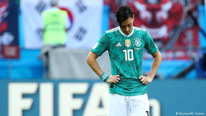 FIFA Fußball-WM 2018 in Russland | Deutschland verliert gegen Südkorea - Enttäuschung (Reuters/M. Dalder)