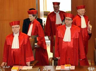 Njemački ustavni suci