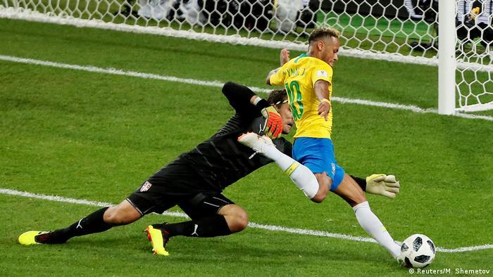 FIFA Fußball-WM 2018 in Russland | Brasilien vs. Serbien (Reuters/M. Shemetov)