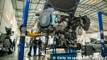 Ruanda VW eröffnet Werk