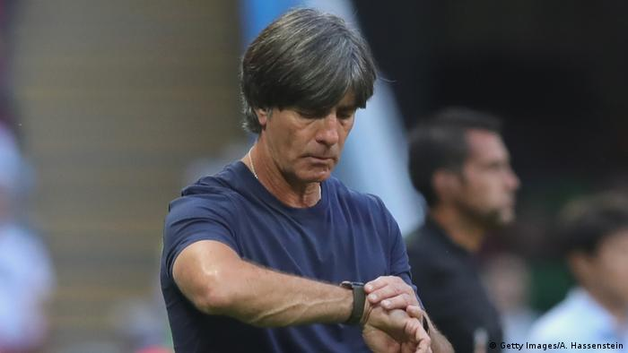 Fußball WM 2018 Bundestrainer Joachim Löw (Getty Images/A. Hassenstein)