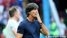 Fußball WM 2018 Bundestrainer Joachim Löw