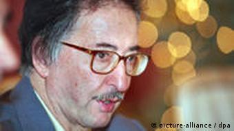 Der ehemalige iranische Staatspräsident Abolhassan Banisadr