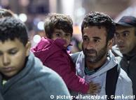Беженцы в Германии (фото из архива)