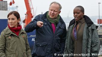 Florence Kasumba im Kieler Tatort