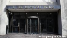 USA FBI Hauptquartier in Washington