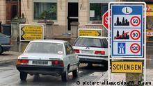 Schengen Abkommen