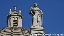 Hongkong Berufungsgericht China