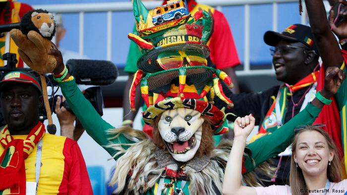 FIFA Fußball-WM 2018 in Russland | Senegal vs Kolumbien | Fans (Reuters/M. Rossi)