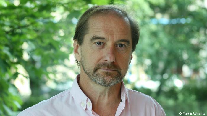Deutschland - Diskussion zur Bekämpfung von Korruption in Lateinamerika - Carlos Beristain