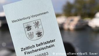 Рыболовное удостоверение для туристов
