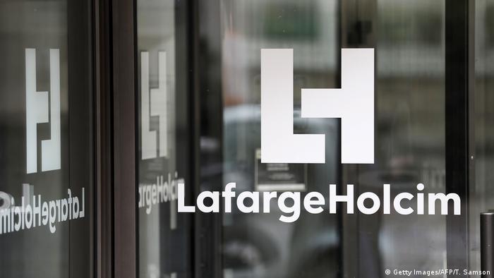 Frankrreich - Ermittlungsverfahren gegen lafarge wegen IS-Finanzierung in Syrien - Logo