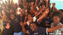 Tansania - AGAPE Frauenkollektiv - Schulklasse