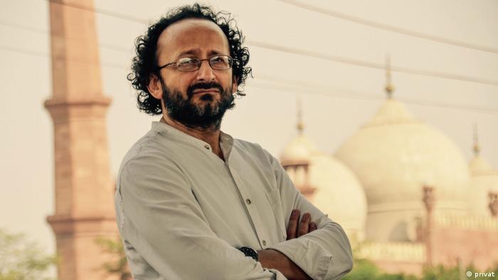 DW Urdu Blogger - Shahzeb Ali Shah Jilani