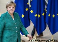 Angela Merkel und die Zukunft der EU