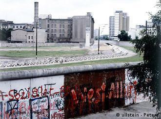 Le Mur de Berlin a divisé la ville pendant 28 ans (ici, à la Potsdamer Platz).